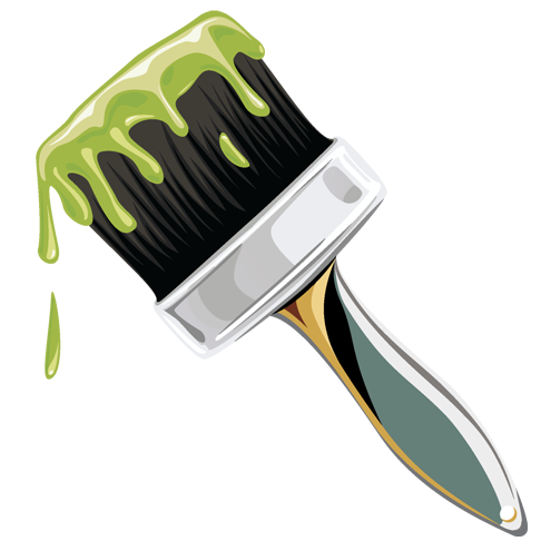 Paint Brush Vector | DragonArtz Designs (we moved to ...