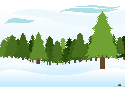 Pinetree Forest Vector | DragonArtz Designs (we moved to ...