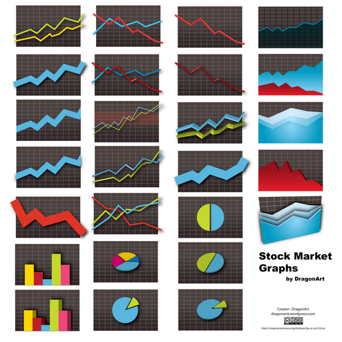 _vector-stock-market-graphs-preview-by-dragonart