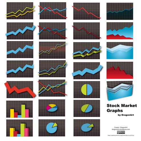 _vector-stock-market-graphs-preview-by-dragonart