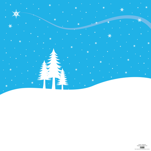 A xmas e-card with three xmas trees and xmas stars. Have fun using!