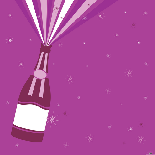 vector-champagne-bottle-preview-by-dragonart