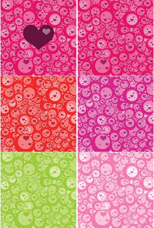 Love Bubbles Vector | DragonArtz Designs (we moved to dragonartz.net)