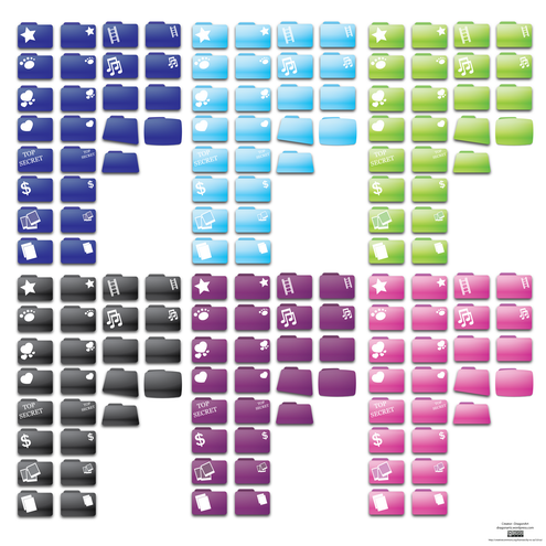 _vector-map-icons-preview2-by-dragonart