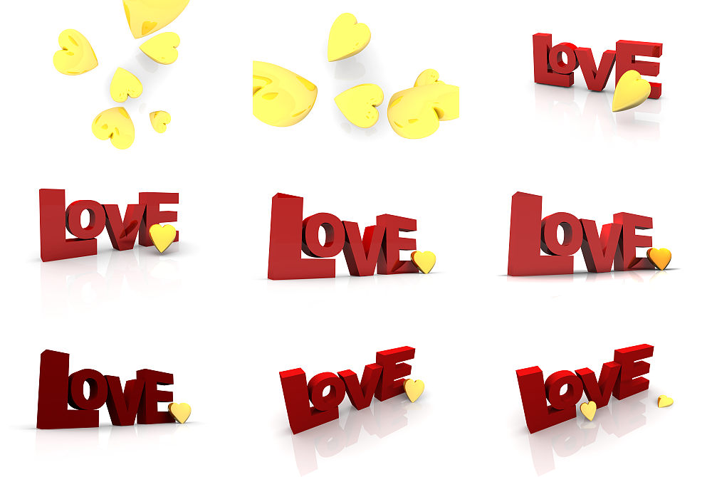 Love Heart Graphics. Love #39;n Hearts Graphics