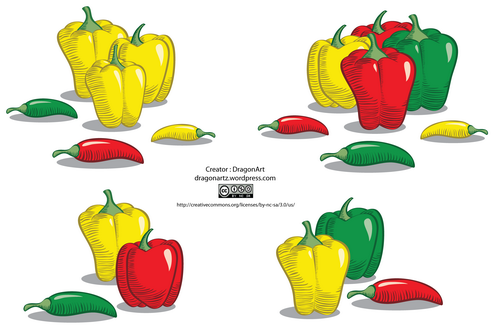 _vector-peppers-preview2-by-dragonart
