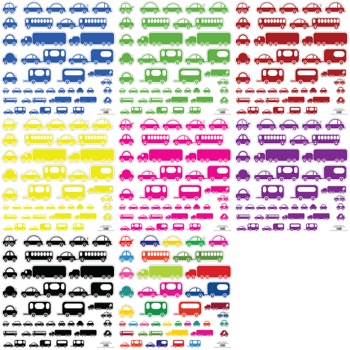 _vector-toy-car-n-bus-cs-by-dragonart