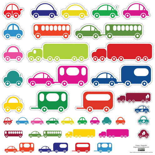 _vector-toy-car-n-bus-preview-by-dragonart