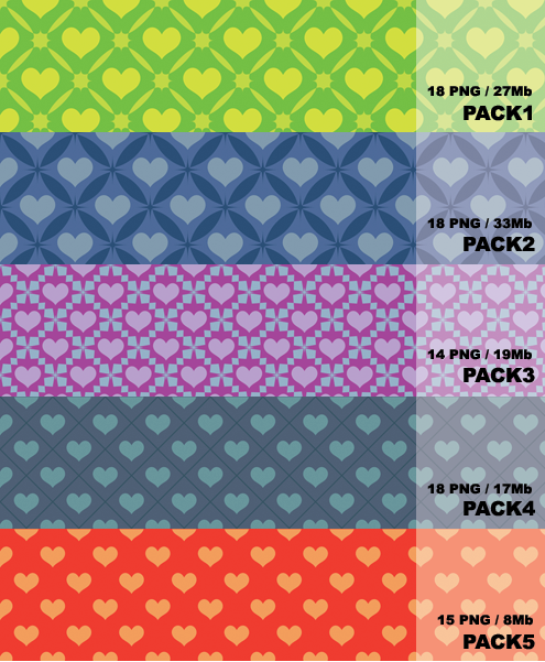 vector-heart-pattern-background-preview1-by-dragonart