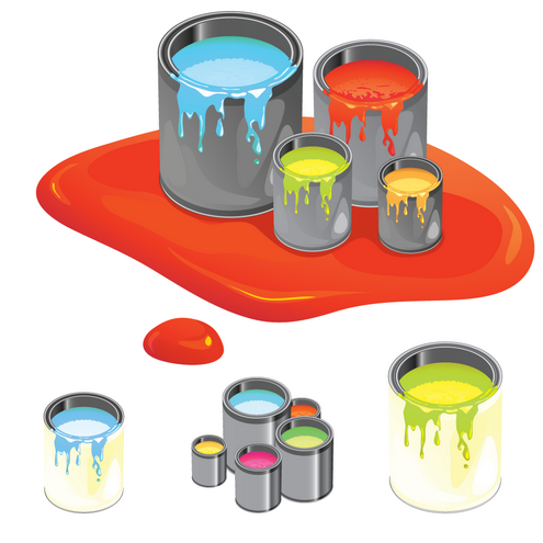 Have Paint Bucket In Microsoft Paint Color Slight Shade Variations