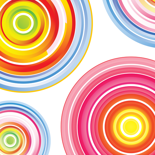 vector-colorful-concentric-circles-05-by-dragonart