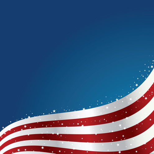 Wallpaper Image on United States Flag Background Vector    Dragonartz Designs  We Moved