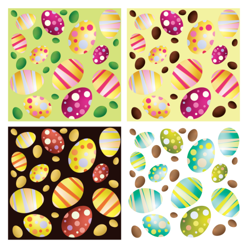 _vector-easter-eggs-seamless-background-cs-by-dragonart