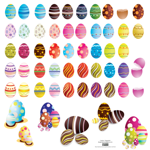 _vector-easter-eggs-set2-cs-by-dragonart
