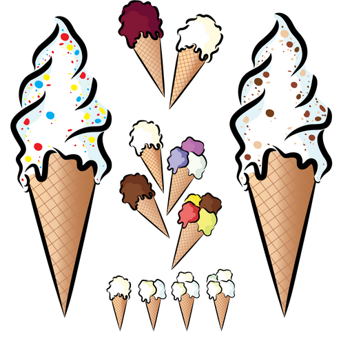 _vector-ice-cream-cones-preview-by-dragonart