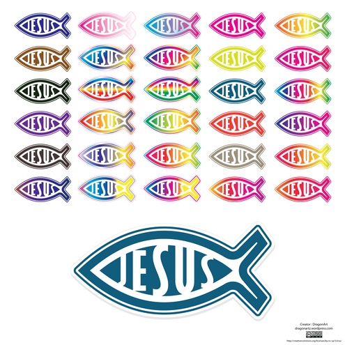 _vector-jesus-fish-stickers-preview-by-dragonart