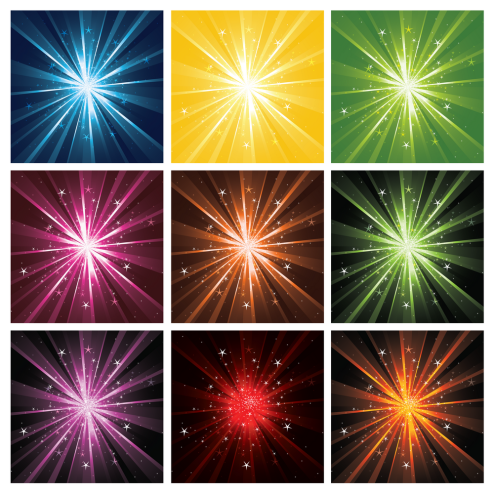 _vector-light-rays-with-sparkles-cs-by-dragonart
