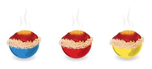 _vector-spaghetti-preview-by-dragonart