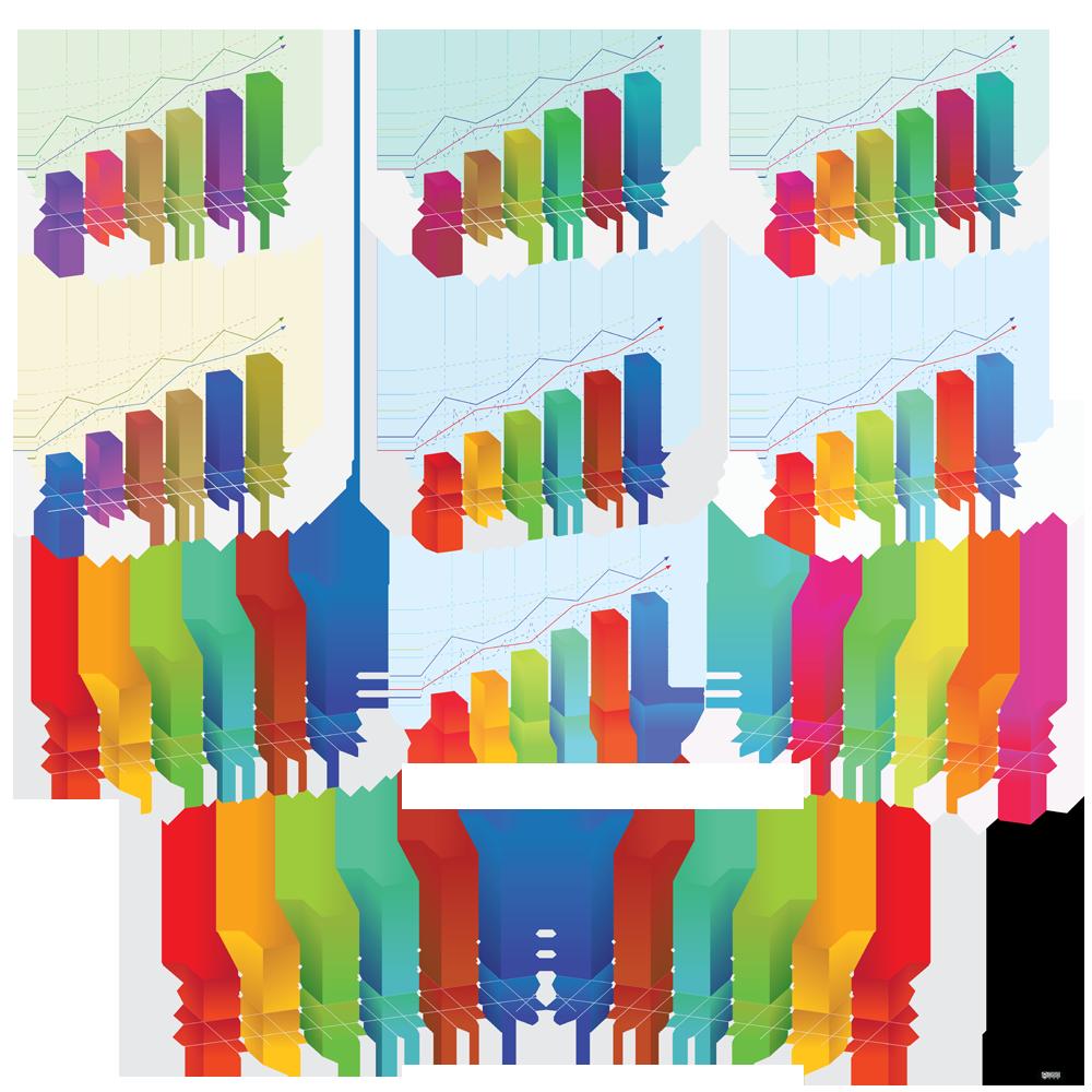 Office Icon Statistics Chart Eleme...