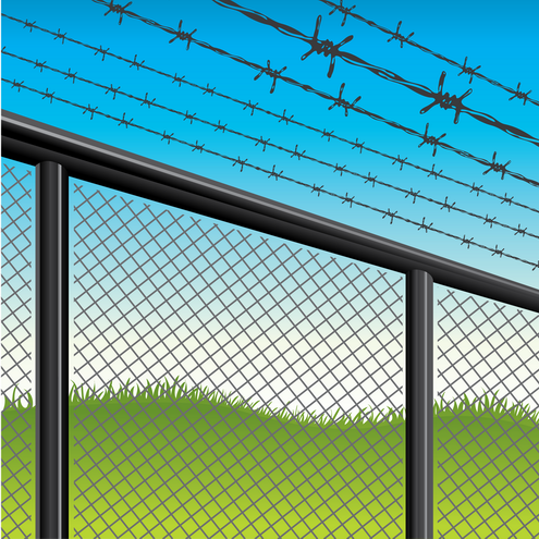_Vector - Barbed Wire prev02 by DragonArt