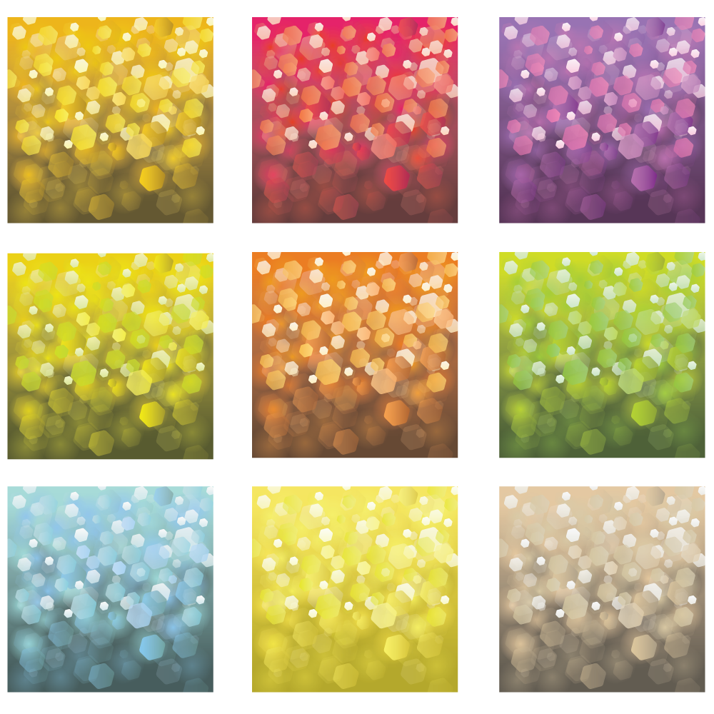 Bokeh Background Vector Vector Bokeh Background 2