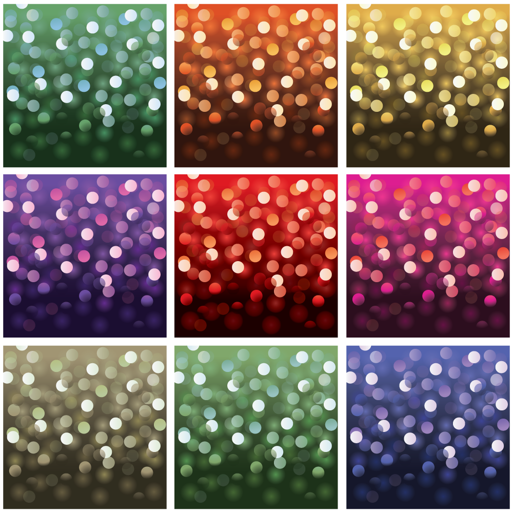 Bokeh Background Vector Vector Bokeh Background cs