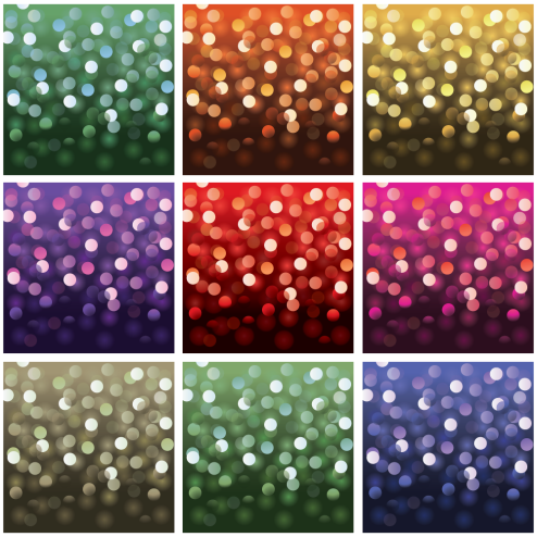 _Vector - Bokeh Background CS by DragonArt