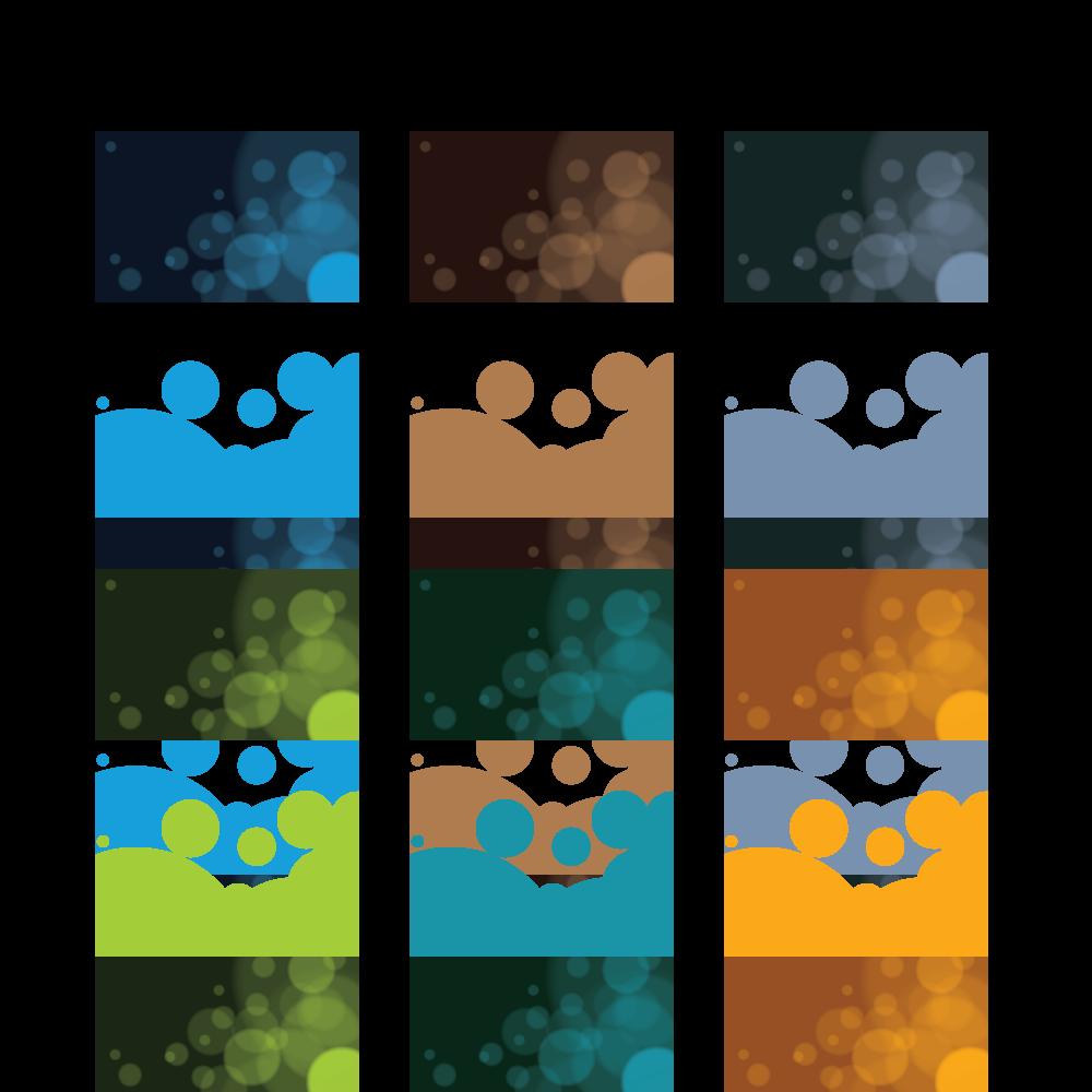 Kartvizit Serisi (Farklı renklerde seri halde)