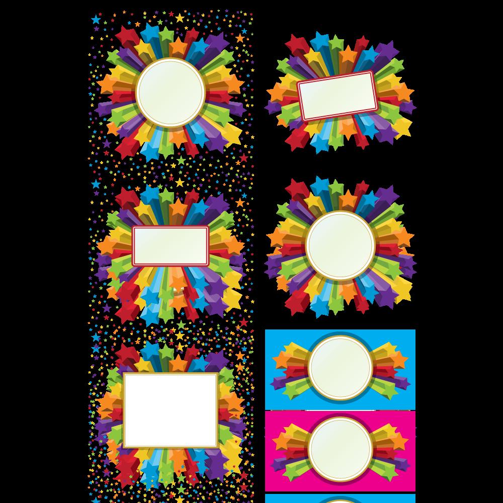 Celebration Frame Vector | DragonArtz Designs (we moved to ...
