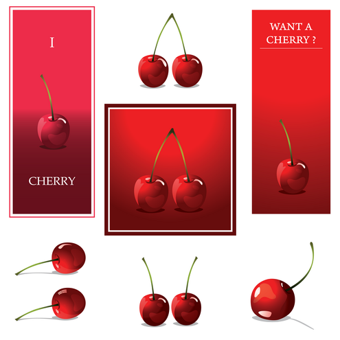 _Vector - Cherry Preview by DragonArt