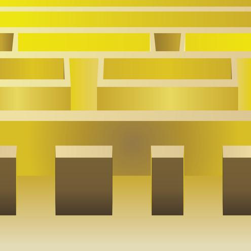 _Vector - Maze prev by DragonArt