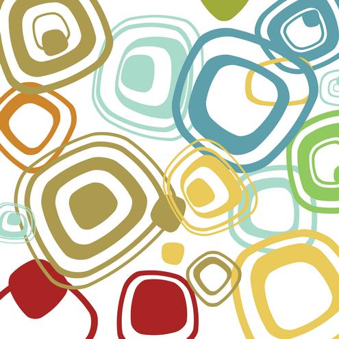 Retro Backgrounds on Deseemos En Total Son Nueve Backgrounds Con Estilo Retro Y Colorido