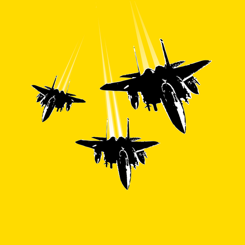 _Vector - Fighter Jets prev by DragonArt