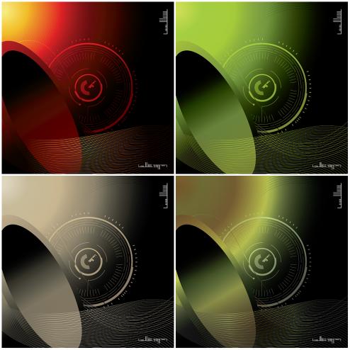_Vector - Tech Background CS by DragonArt