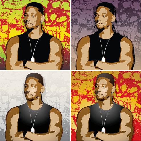_Vector - Will Smith CS by DragonArt