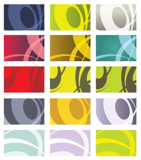_Vector - Business Cards Set5 CS by DragonArt
