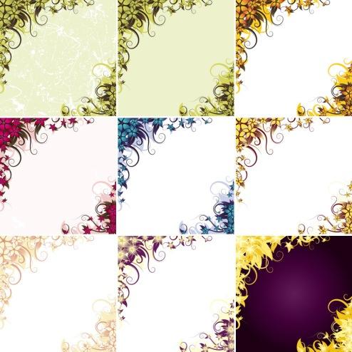 _Vector - Floral Announcement CS by DragonArt