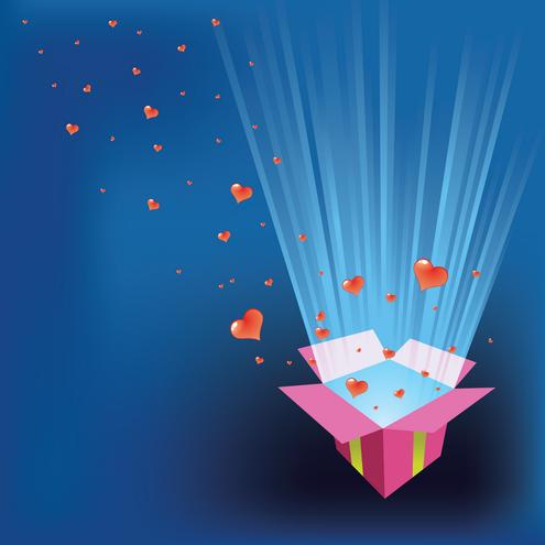 _Vector - Love Present Card Prev by DragonArt