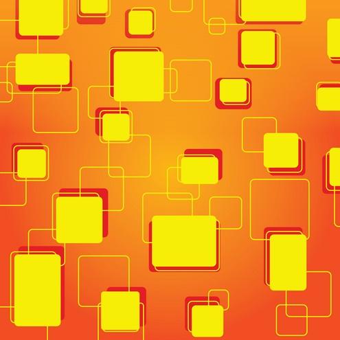 Vector - Retro Tiles Background 01 by DragonArt