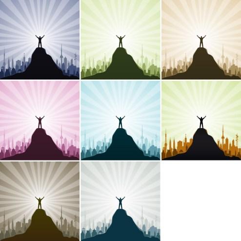 _Vector - Standing On The Top CS by DragonArt