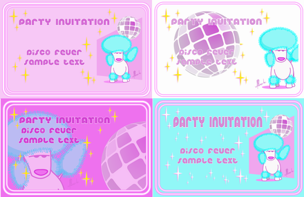 resize-of-party-invitation-disco-poodle-combined2
