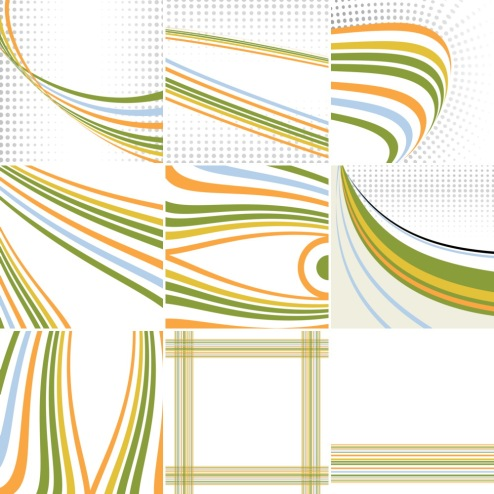 _Vector - Modern Background 3 CS by DragonArt