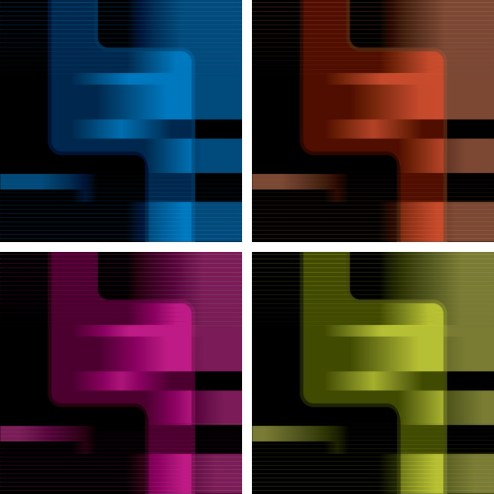 _Vector - Modern Background CS by DragonArt