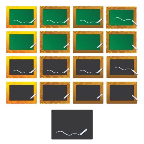 _Vector - Chalkboard CS by DragonArt