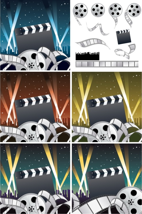 _Vector - Movie Set CS by DragonArt