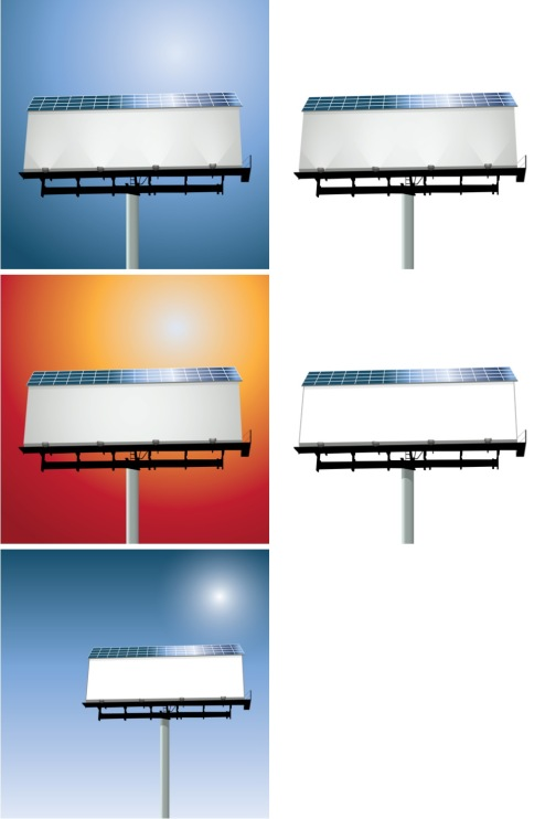 _Vector - Solar Powered Billboard CS by DragonArt