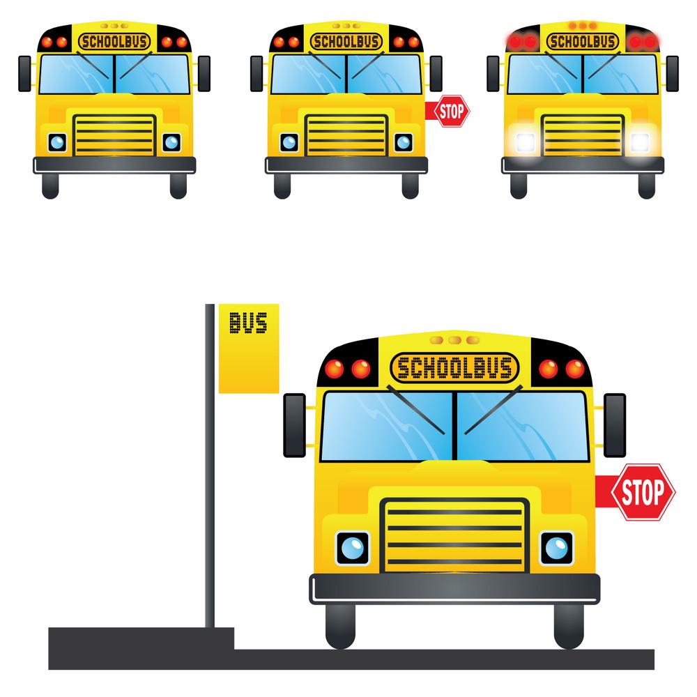 Yellow Schoolbus Vector | DragonArtz Designs (we moved to ...